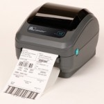 online booking system - print your own labels